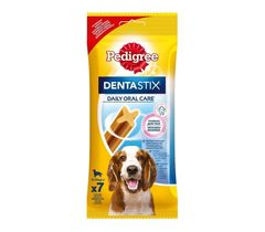 Pedigree Dentastix Лакомство для собак средних пород старше 4-х месяцев