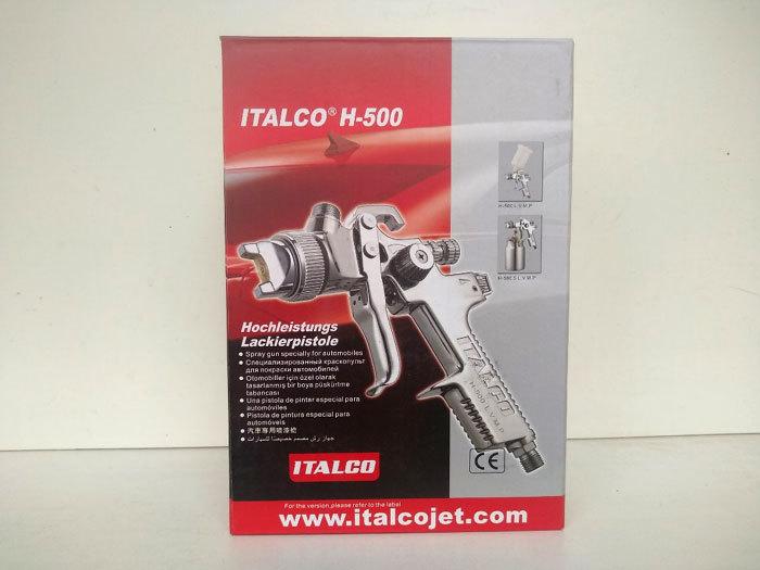 Краскопульт ITALCO H-500 купить
