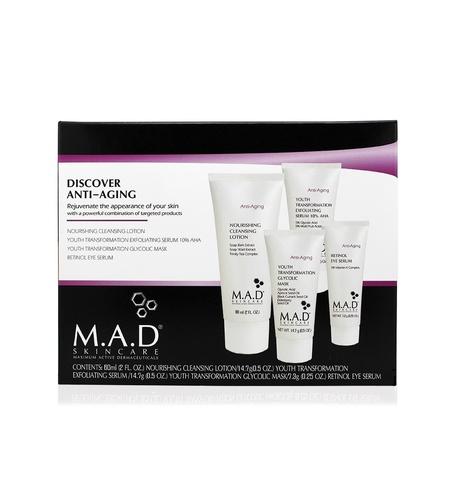 Набор дорожный препаратов для омоложения кожи Anti Aging Discovery Kit