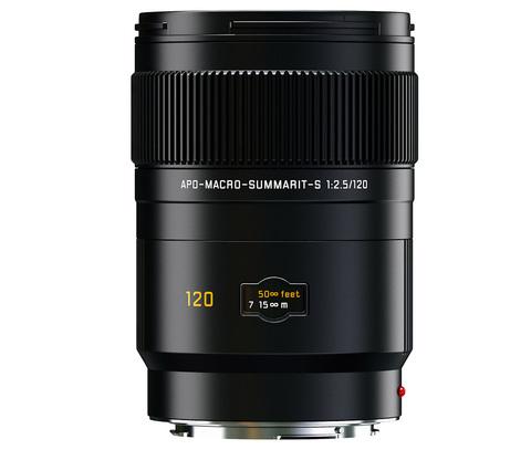 Leica Apo-Macro-Summarit-S 120mm/f2.5 CS