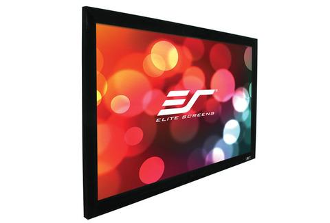 Elite Screens PVR200WH1, экран на раме
