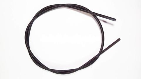 Вал гибкий  для триммера, диаметр 6мм, хвостовик квадрат 5.1X5.1мм,  длина 77см