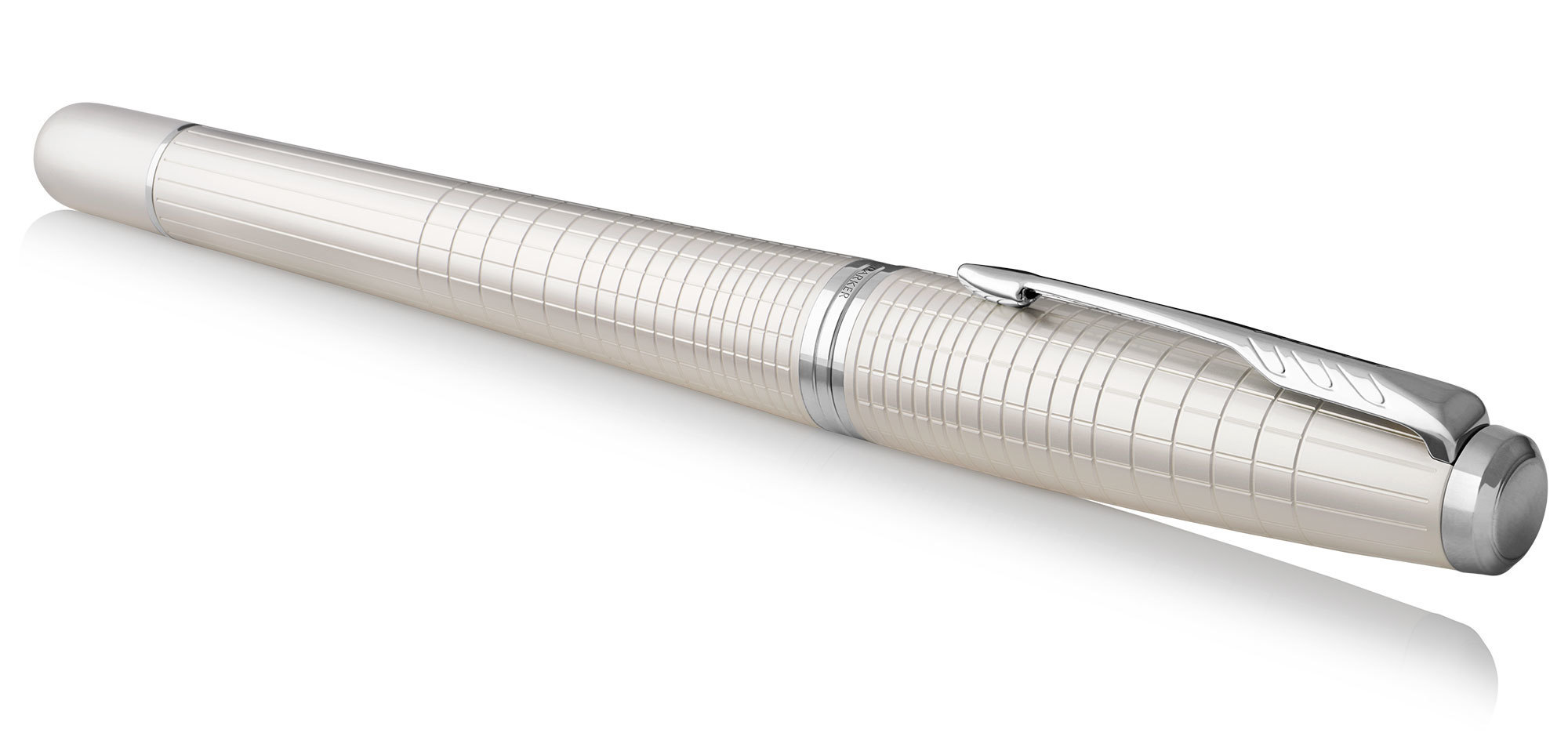 Parker Urban Premium - Pearl Metal CT, ручка-роллер, F, BL
