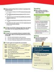 Insurance (ESP). Student's Book. Учебник с кроссплатформой