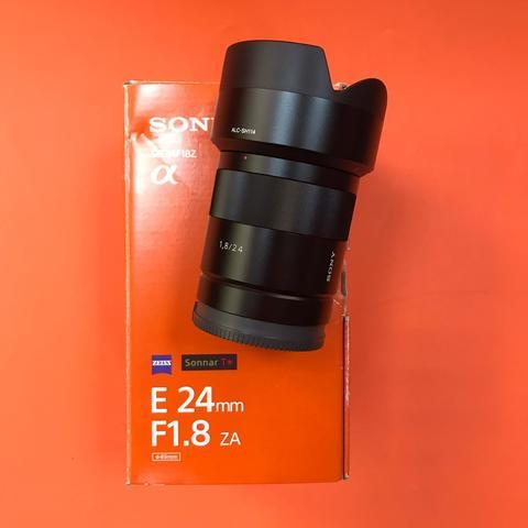Объектив Sony 24mm F1.8 SEL24F18Z Комиссия
