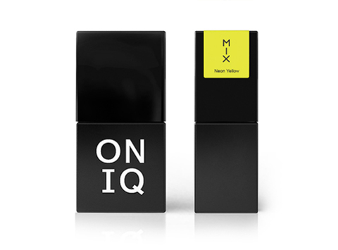 Гель-лак ONIQ MIX 089 - Neon Yellow, 10 мл