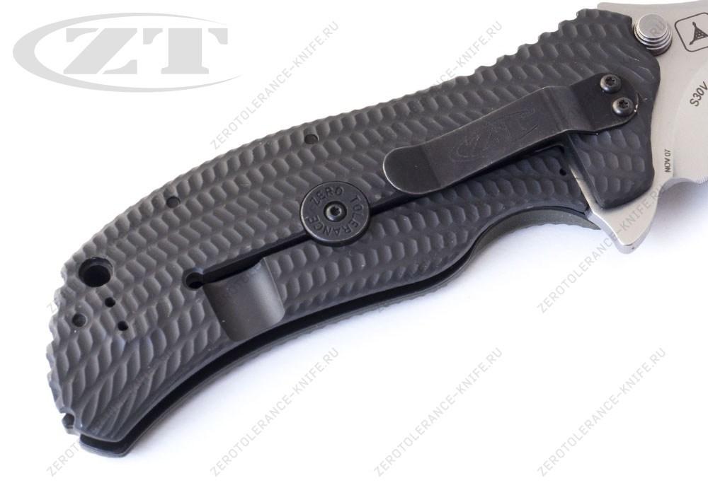 Нож Zero Tolerance 0300CE TAD Gear - фотография