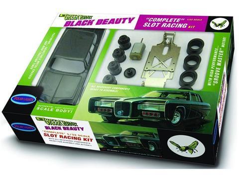 Green Hornet Black Beauty 1/32 Scale Slot Car Kit