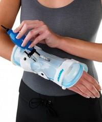 Ортез лучезапястный Aircast STABIL AIR WRIST BRACE с системой пневмофиксации при дистальных переломах лучевой кости