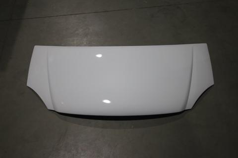 Капот Г-3302 (н/о) УСИЛ. толст.пластик (цв.белый) ФормПласт