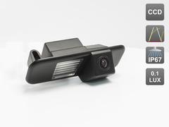 Камера заднего вида для Kia Rio II 05-10 Avis AVS326CPR (#036)