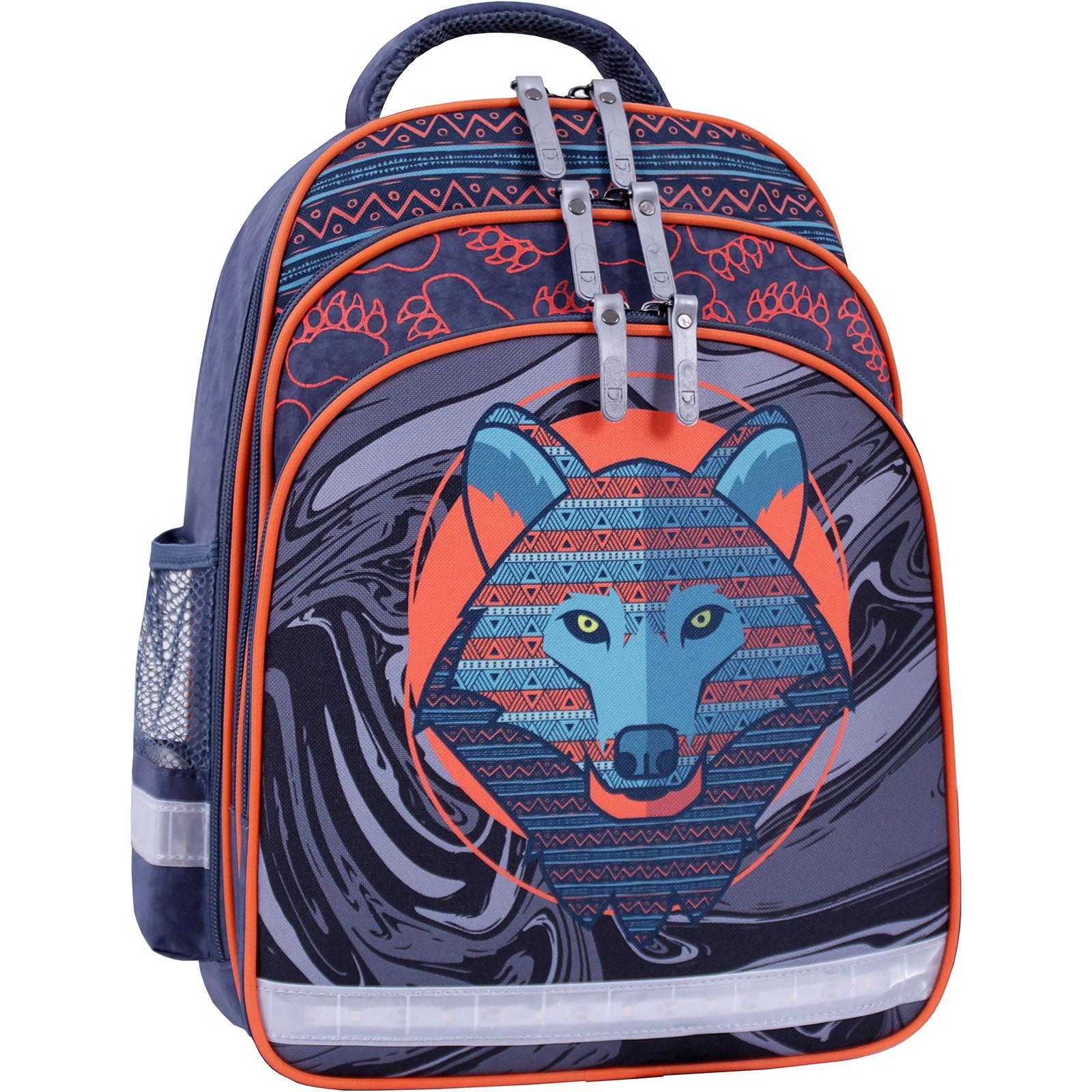 Для детей Рюкзак школьный Bagland Mouse 321 серый 509 (0051370) IMG_2405_суб.509_.JPG