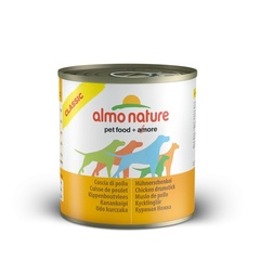 Консервы (банка) Almo Nature Classic Chicken Drumstick