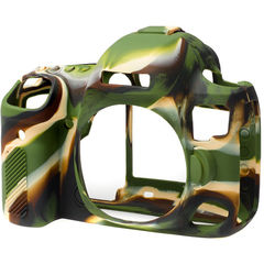 Защитная накладка easyCover Silicone Protection Cover для Canon 5D Mark IV хаки