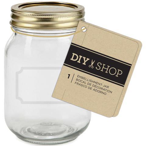 Емкость для хранения из коллекции DIY SHOP