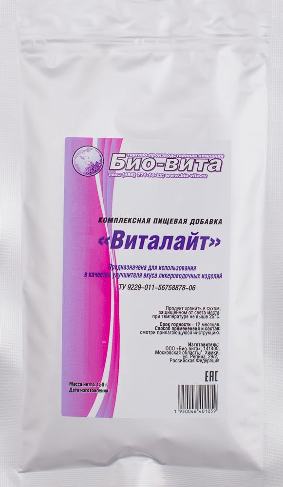 Бонификатор Комплексная пищевая добавка Виталайт - 150гр