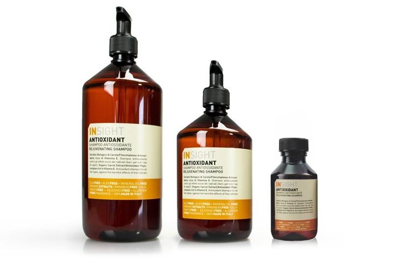 ANTIOXIDANT Шампунь антиоксидант для перегруженных волос (100 мл)