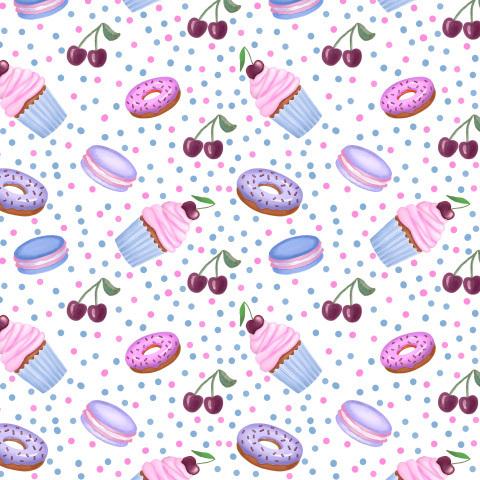Вишневые сладости