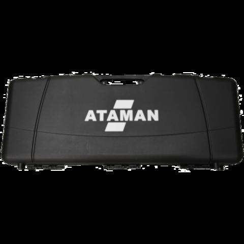 Кейс оружейный АTAMAN  98*35*12 с замками, черный