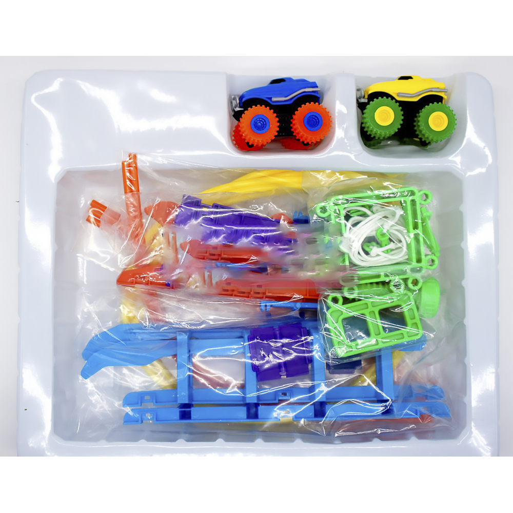 Машинки Trix Trux - Средний набор - 2 машинки