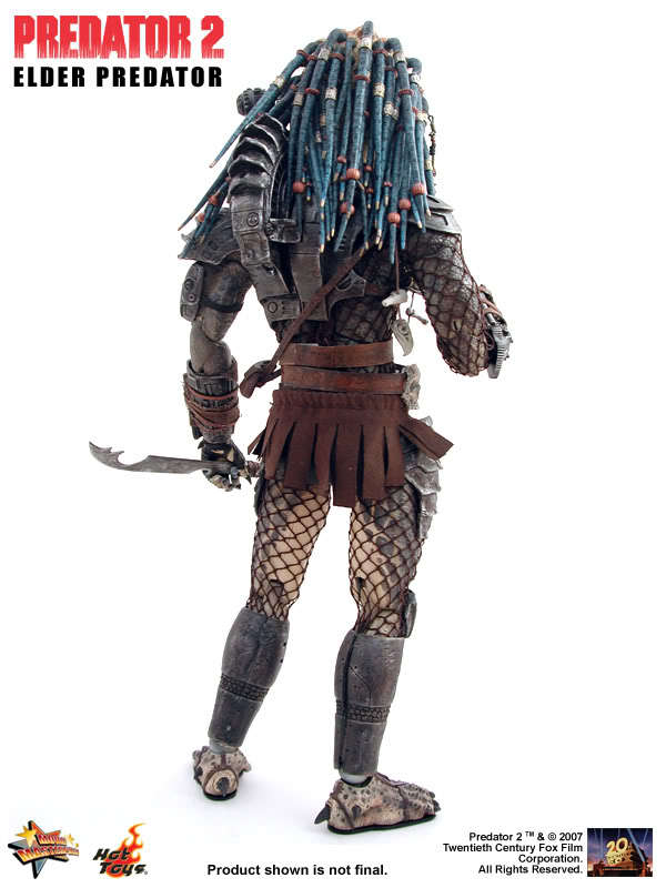 Predator 2 - Elder 1:6 Scale Movie Masterpiece Figure
