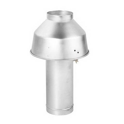 Стабилизатор тяги BAXI KIT CAPPA D.160 (для котлов BAXI SLIM 1.400 iN, 1.490 iN)