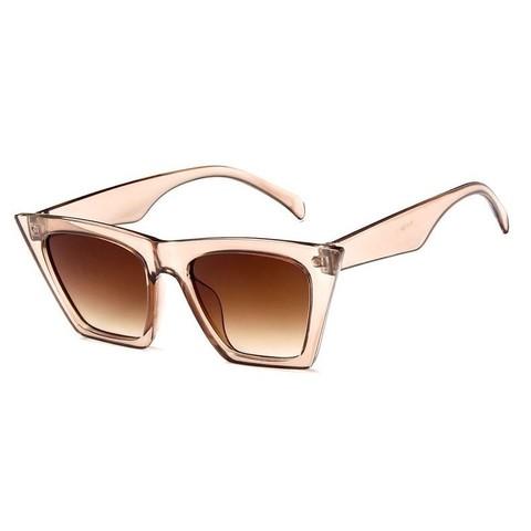 Солнцезащитные очки 5154001s Коричневый
