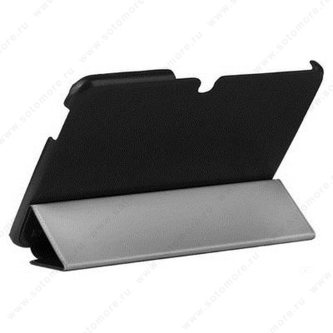 Чехол-книжка HOCO для Samsung Galaxy Tab 3 10.1 P5200/ P5210 - HOCO Crystal series Leather Case Black