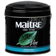 Чай Maitre Наполеон зеленый 100 г