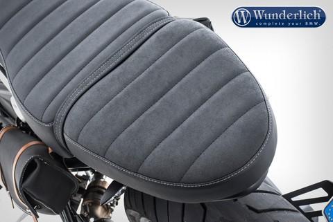 Сиденье пассажирское »AKTIVKOMFORT« для BMW R nineT - черный