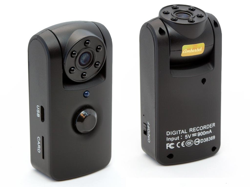 Мини видеорегистратор Ambertek G180