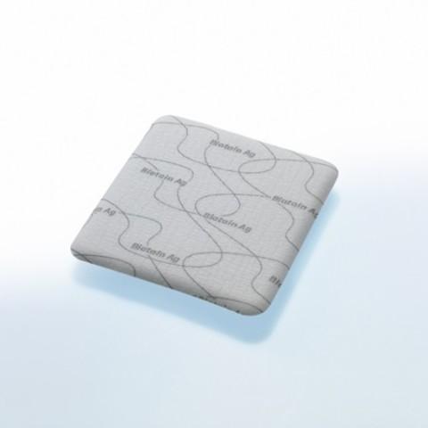 Биатен Аг - Biatain Ag с серебром, для мокнущих инфицированных язв,10х10 см