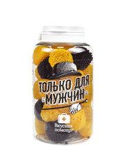 Вкусная помощь Мармелад жевательный «Только для  мужчин» со вкусом лимона и колы (250 мл)