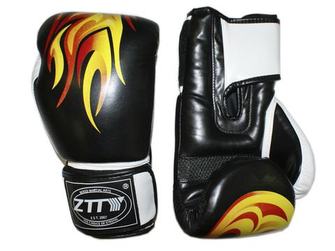Перчатки боксёрские FLAME. Размер 8 унций: flame-08#