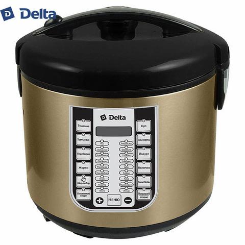 Мультиварка DELTA DL-6518