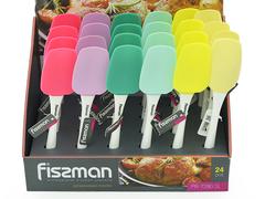7280 FISSMAN Лопатка кулинарная 25 см