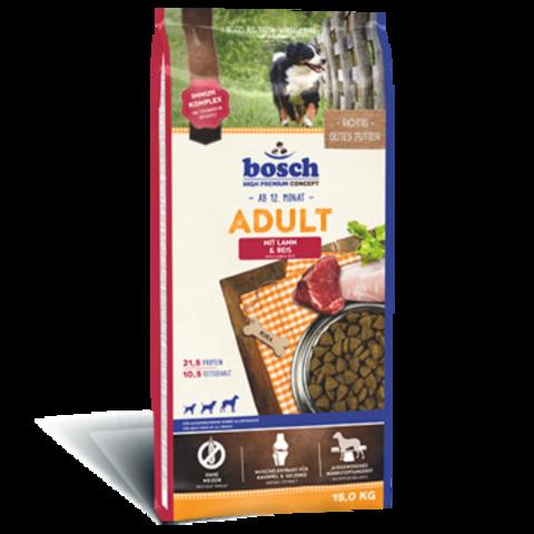 Корм для собак Bosch (3 кг) Adult Lamb & Rice