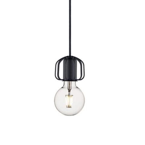 Подвесной светильник копия ASKJA by Nordlux (черный)