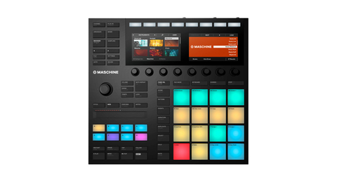 Native Instruments Maschine MK3 контроллер