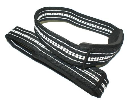 Лямки-петли для турника. Длина петли 26 см. Материал: полиамид, текстиль. WS3316