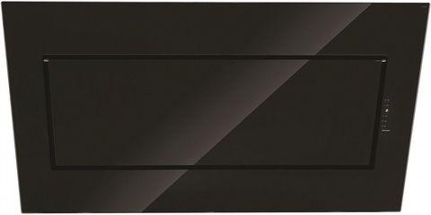 Кухонная вытяжка Falmec Design QUASAR 60 Inox Vetro Nero