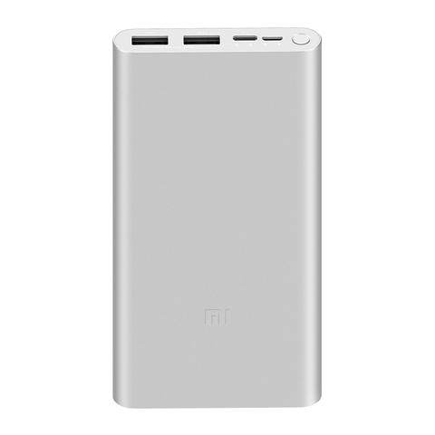 Внешний аккумулятор Xiaomi Mi Power Bank 3 20000 mAh 18W Type-C