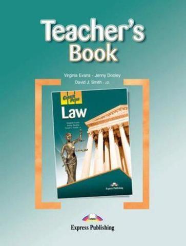 Law (Teacher's Book) - Книга для учителя