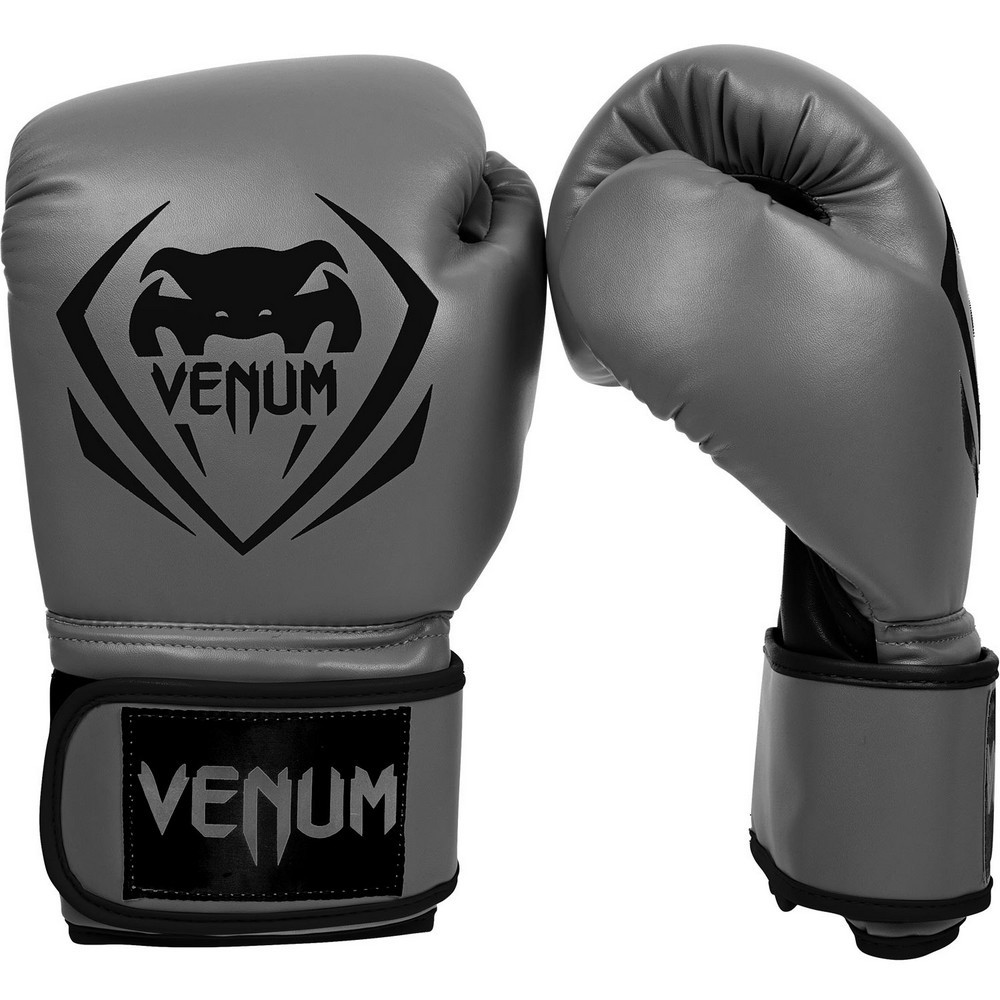 Перчатки Перчатки для бокса Venum Contender Boxing Gloves - Grey 1.jpg