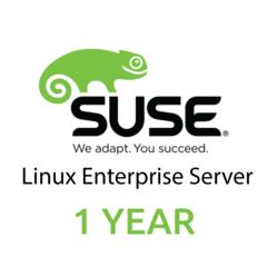 Сертифицированная ФСТЭК версия ОС SUSE Linux Enterprise Server 12 Service Pack 3 с технической поддержкой (1-2 Sockets or 1-2 Virtual Machines, Standard Subscription, 1 Year)