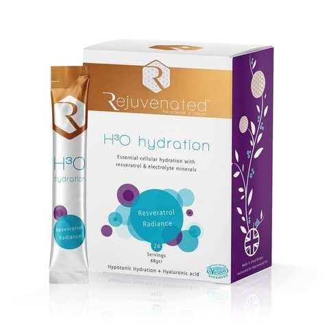 Rejuvenated Клеточное увлажнение H3O Hydration