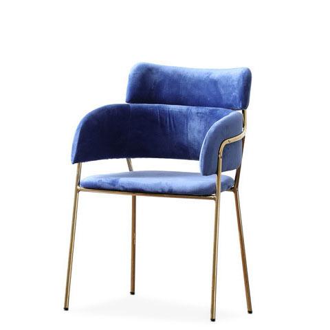 Стул-кресло Sophia by Light Room (синий)