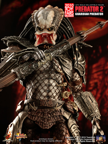 Predator 2 - Guardian Exclusive Figure SDCC