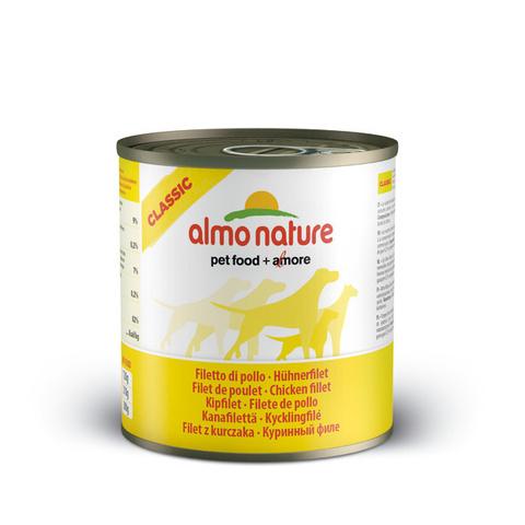 Консервы (банка) Almo Nature Classic Chicken Fillet