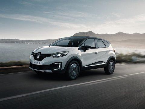 Чехлы на Renault Kaptur 2016–2020 г.в.